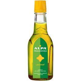 Alpa Francovka Lesana lihový bylinný roztok 60 ml Masážní přípravky