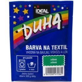 Duha Barva na textil číslo 36 zelená 15 g