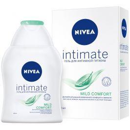 Nivea Intimo Mild Comfort sprchová emulze pro intimní hygienu 250 ml