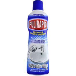 Pulirapid Classico na rez a vodní kámen tekutý čistič 500 ml