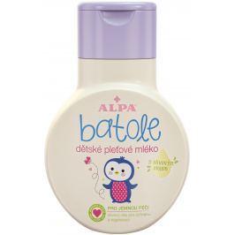 Alpa Batole pleťové mléko s olivovým olejem pro děti 200 ml