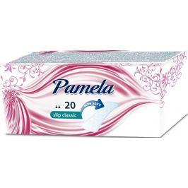 Pamela Slip Classic Satin Soft slipové intimní vložky 20 kusů