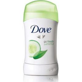 Dove Go Fresh Touch Okurka & Zelený čaj antiperspirant deodorant stick pro ženy 40 ml