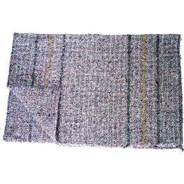 Clanax Hadr tkaný šedý na podlahu 70 x 50 cm 1 kus