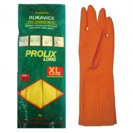 Bartoň Prolix Rukavice gumové ochranné velikost XL 1 pár