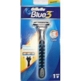 Gillette Blue 3 holící strojek pro muže 3 břity