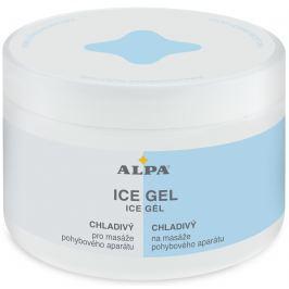 Alpa Ice Gel chladivý masážní gel 250 ml