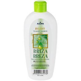 Alpa Luna Bříza bylinný šampon na vlasy, omezuje nadměrné maštění vlasů 430 ml