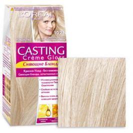 Loreal Paris Casting Creme Gloss barva na vlasy 1021 kokosová pusinka
