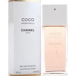 Chanel Coco Mademoiselle toaletní voda pro ženy 100 ml s rozprašovačem