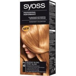 Syoss Professional barva na vlasy 8 - 7 medově plavý
