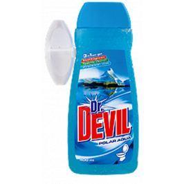 Dr. Devil Polar Aqua Wc gel 400 ml + koš