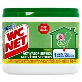 Wc Net aktivátor septiků 16 kapslí 288 g