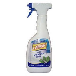 Larrin Sprchové kouty vysoce účinný čisticí prostředek rozprašovač 500 ml