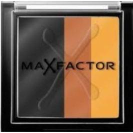 Max Factor Max Effect Trio Eye Shadows oční stíny 03 Tigress 3,5 g
