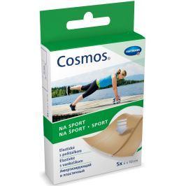 Cosmos Na sport náplast nedělená 6 x 10 cm 5 kusů