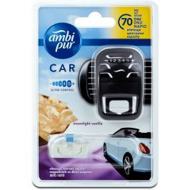 Ambi Pur Car Moonlight Vanilla kompletní strojek 7 ml