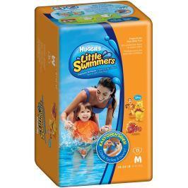 Huggies Little Swimmers 5-6 jednorázové pleny do vody 12-18 kg 11 kusů Pleny