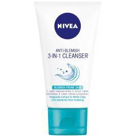 Nivea Visage Pure Effect All-in-1 pro extra hloubkové čištění 150 ml Drogerie