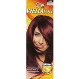 Wella Wellaton krémová barva na vlasy 5-66 Aubergine