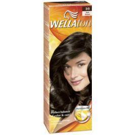 Wella Wellaton krémová barva na vlasy 3-0 tmavě hnědá