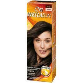 Wella Wellaton krémová barva na vlasy 4-0 středně hnědá