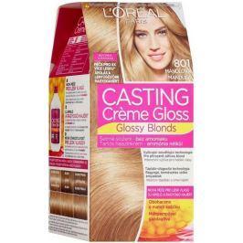 Loreal Paris Casting Creme Gloss barva na vlasy 801 mandlová