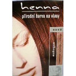 Henna Přírodní barva na vlasy Mahagon 119 prášková 33 g