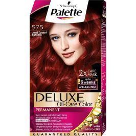Schwarzkopf Palette Deluxe barva na vlasy 575 Ohnivě červená 115 ml