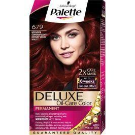 Schwarzkopf Palette Deluxe barva na vlasy 679 Intenzivní červenofialová 115 ml