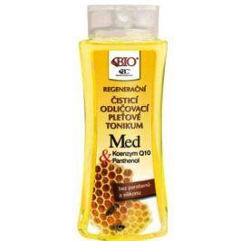 Bione Cosmetics Med a Q10 regenerační čistící odličovací pleťové tonikum 255 ml