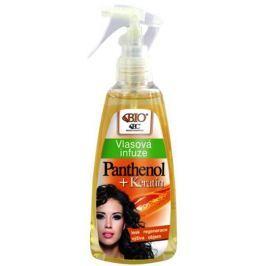 Bione Cosmetics Panthenol & Keratin vlasová infuze 260 ml