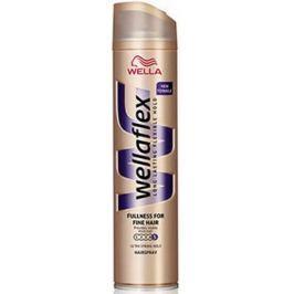 Wella Wellaflex Fullness ultra silné zpevnění lak na vlasy pro jemné vlasy 250 ml