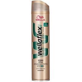 Wella Wellaflex Hydro Style extra silné zpevnění lak na vlasy 250 ml