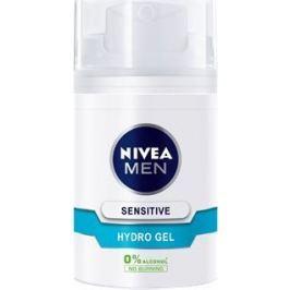 Nivea Men Sensitive pleťový gel 50 ml
