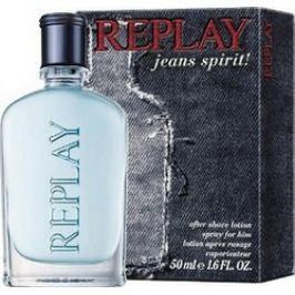 Replay Jeans Spirit! Man voda po holení 50 ml