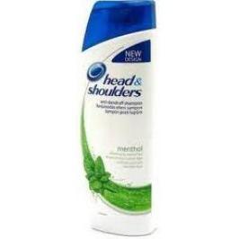 Head & Shoulders Menthol osvěžující šampon proti lupům 400 ml