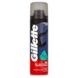 Gillette Regular gel na holení pro muže 200 ml