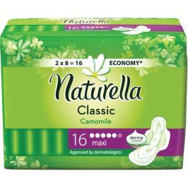 Naturella Classic Maxi intimní vložky 16 kusů