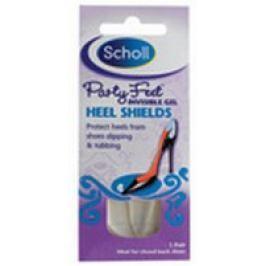 Scholl Party Feet gelová ochrana paty 1 pár