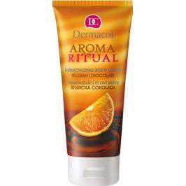 Dermacol Aroma Ritual Belgická čokoláda Harmonizující tělové mléko 200 ml