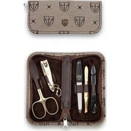 Kellermann 3 Swords Luxusní manikúra 5 dílná Textile Royal v textilníchm pouzdru 7021FN