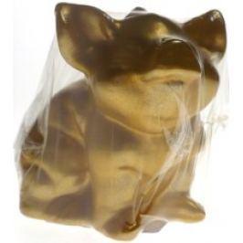 Lima Figurka Prasátko svíčka zlatá 55 mm