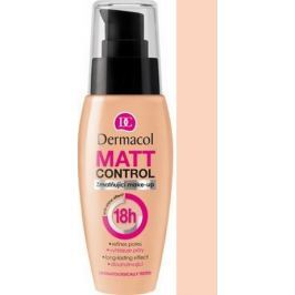 Dermacol Matt Control 18h make-up 1 Pale 30 ml