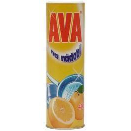 Ava Na nádobí čisticí prášek na čištění běžného kuchyňského nádobí 400 g