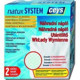 Ceys Natur System odstraňovač vlhkosti náhradní tablety 2 sáčky Odvlhčovače vzduchu