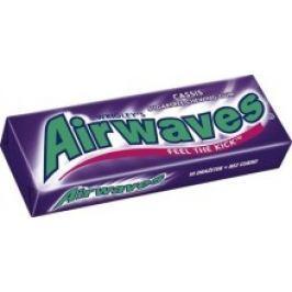 Wrigleys Airwaves Cassis žvýkačka dražé 10 kusů.
