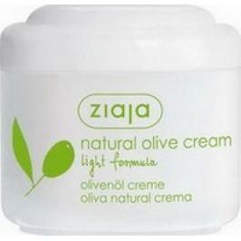 Ziaja Oliva Light formula pleťový krém 100 ml Drogerie