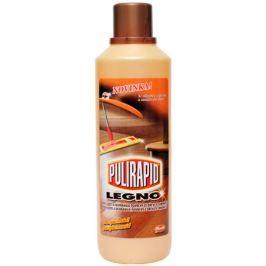 Pulirapid Legno na dřevo a laminát čistí a leští a ochraňuje povrchy 1 l Čističe podlah