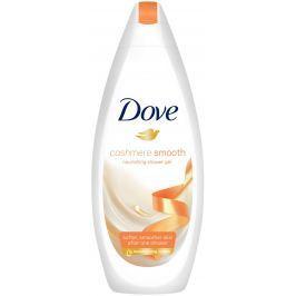 Dove Cashmere Smooth vyživující sprchový gel 250 ml Sprchové gely